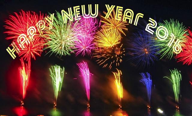 2016 Happy New Year Image