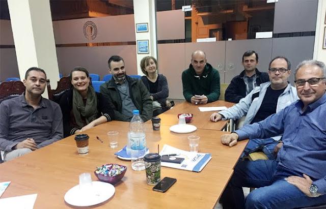 Ναύπλιο - Άργος:  Το εμπορικό μέλλον μέσα από την συνεργασία εμπόρων