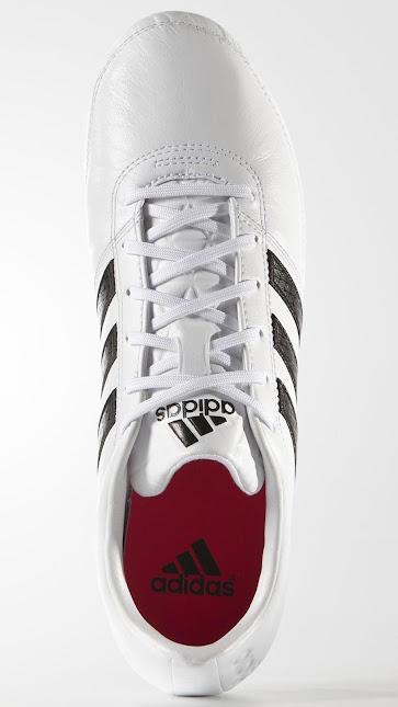 Weiße Next Gen Adidas Gloro 16.1 Fußballschuhe