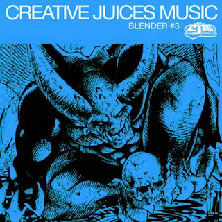 Creative Juices Music - Creative Juices Music Blender Vol. 3 - Album Download, Itunes Cover, Official Cover, Album CD Cover Art, Tracklist