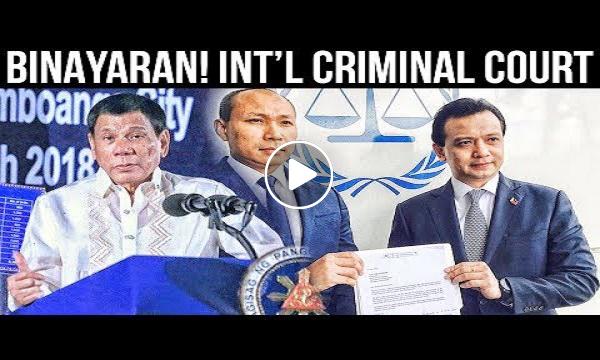 NAKAKAGULAT NATUKLASAN ni Pres. DUTERTE! KAYA PALA KUMALAS AGAD sa INTERNATIONAL CRIMINAL COURT!