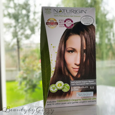 NATURIGIN ORGANIC HAIR DYE AND HAIR COLOR UPDATE