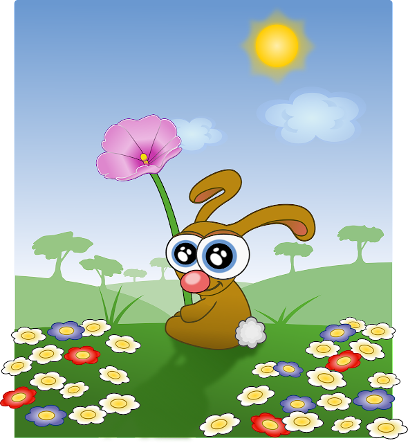 Easter Bunny Cartoon Images