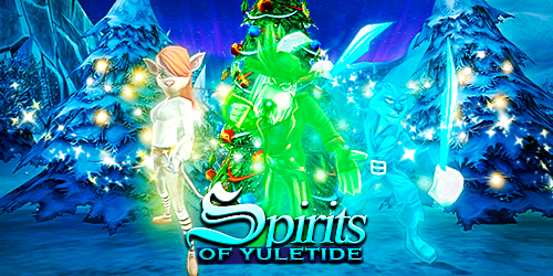 Frostcaller: Spirits of Yuletide in Pirate101