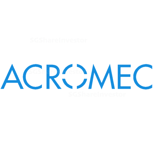 Acromec Ltd - RHB Invest 2016-08-05: Contracts Rolling In