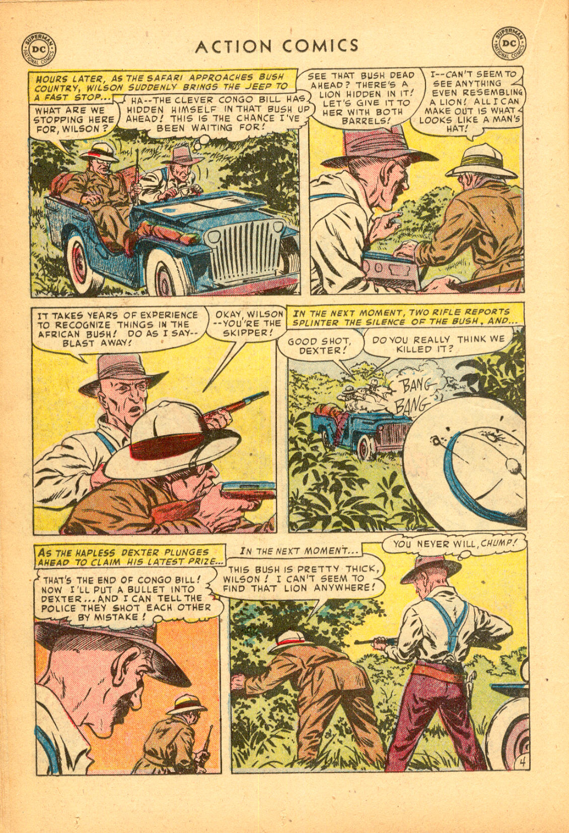 Read online Action Comics (1938) comic -  Issue #174 - 20