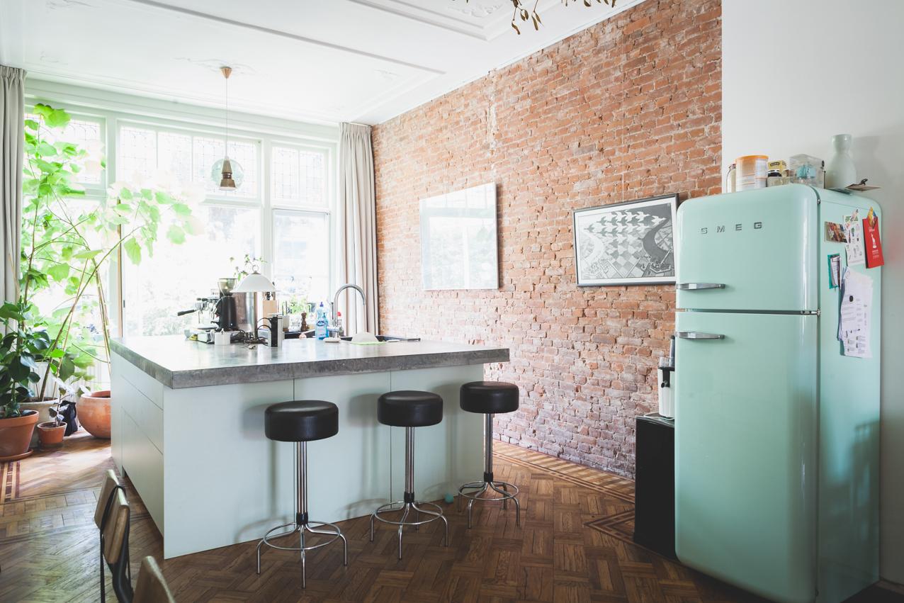 Binnenkijken Marieke Rusticus : Marieke rusticus styling van kantoorpand naar droomhuis