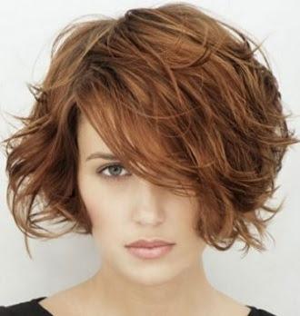 potongan model rambut perempuan tahun 2016