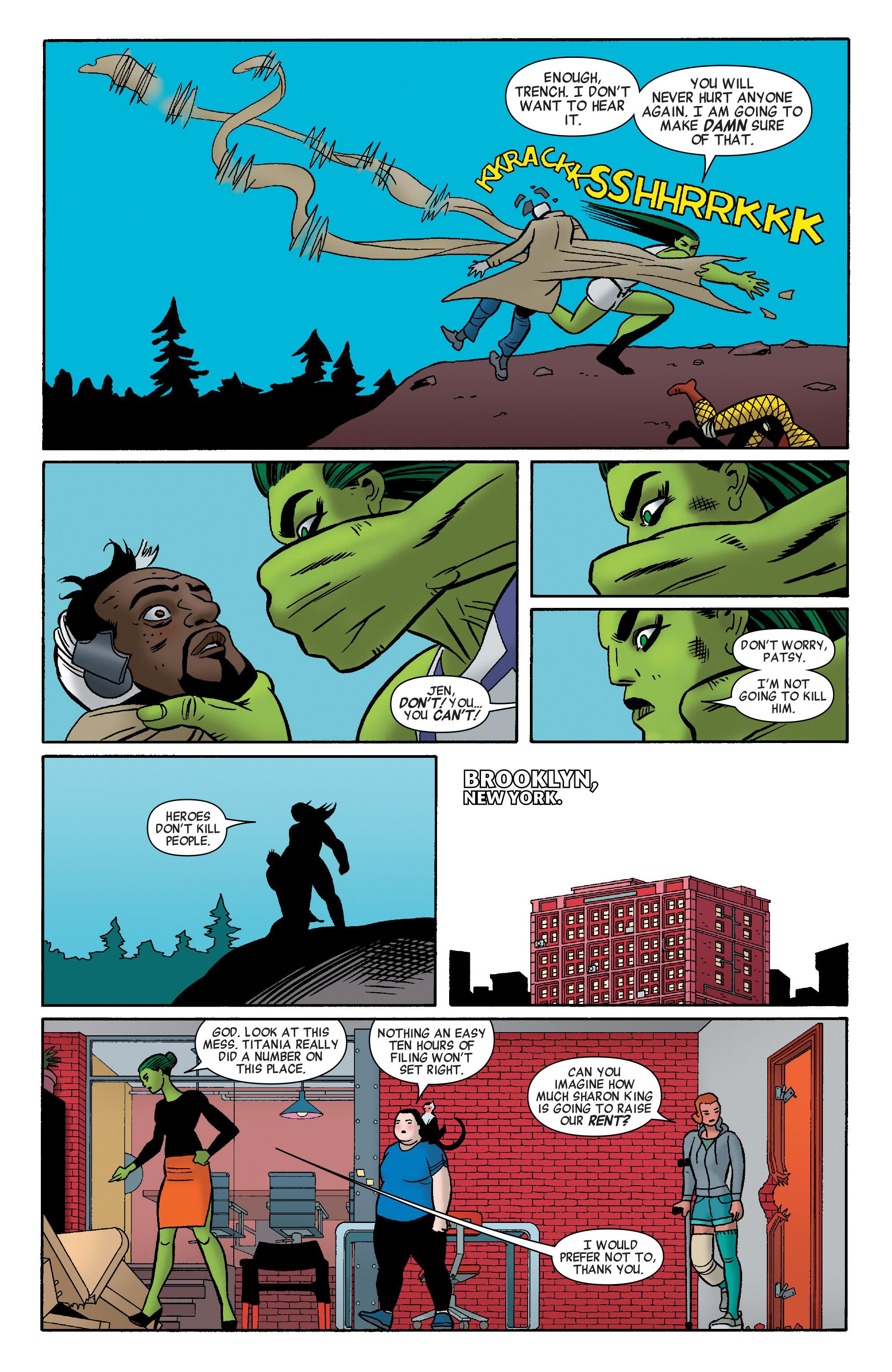 Read online She-Hulk (2014) comic -  Issue #12 - 18