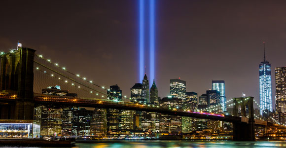 9/11 tribute lights briefly shut off after birds get trapped - CNN.com