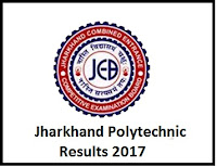 Jharkhand Polytechnic Results 2017