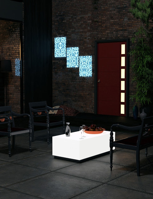 Creative Emissive Lighting for Iray
