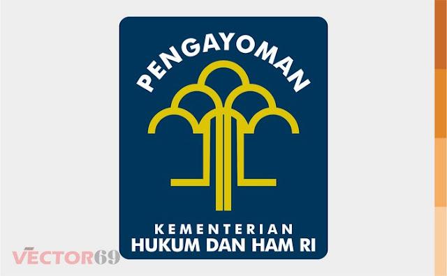 Logo Kementerian Hukum dan HAM Indonesia (Kemenkumham) - Download Vector File AI (Adobe Illustrator)
