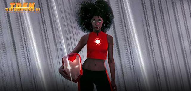 Franciza Iron Man va continua cu un personaj feminin pe nume Riri Williams ce îşi va spune Iron Heart