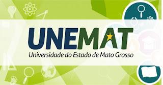 Unemat abre processo seletivo para 112 vagas com salário de até R$ 6,1 mil em MT.