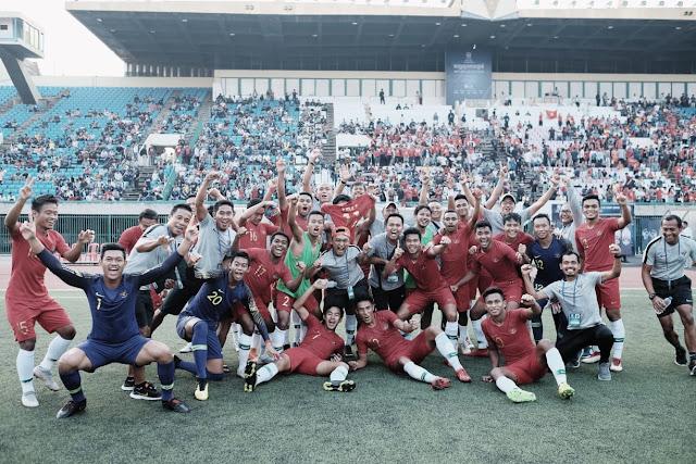 Indonesia Ukir Sejarah Juarai AFF U-22, Kalahkan Thailand 2-1