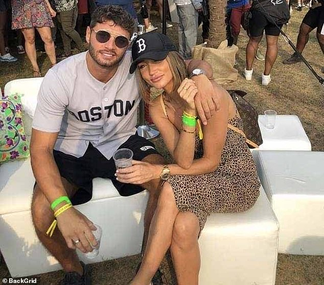 Megan McKenna reveals relationship with Mike Thalassitis is OVER