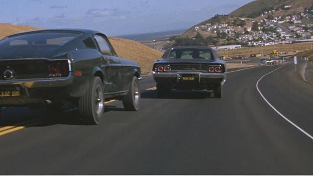 """Bullitt"" car chase"
