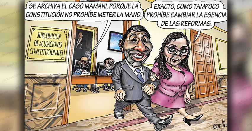 Carlincaturas Miércoles 3 Julio 2019 - La República