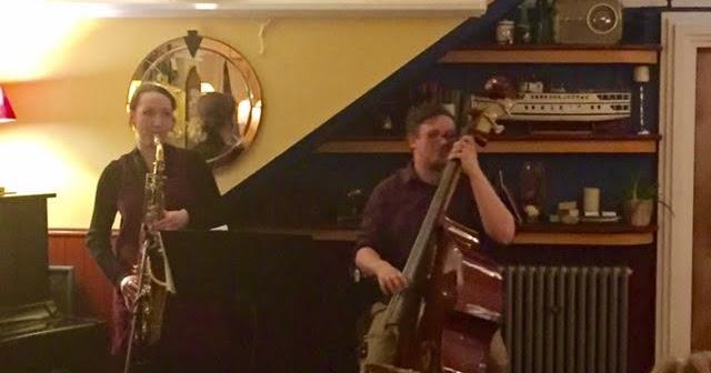 Bebop Spoken Here Faye Maccalman John Pope Duo Jazz