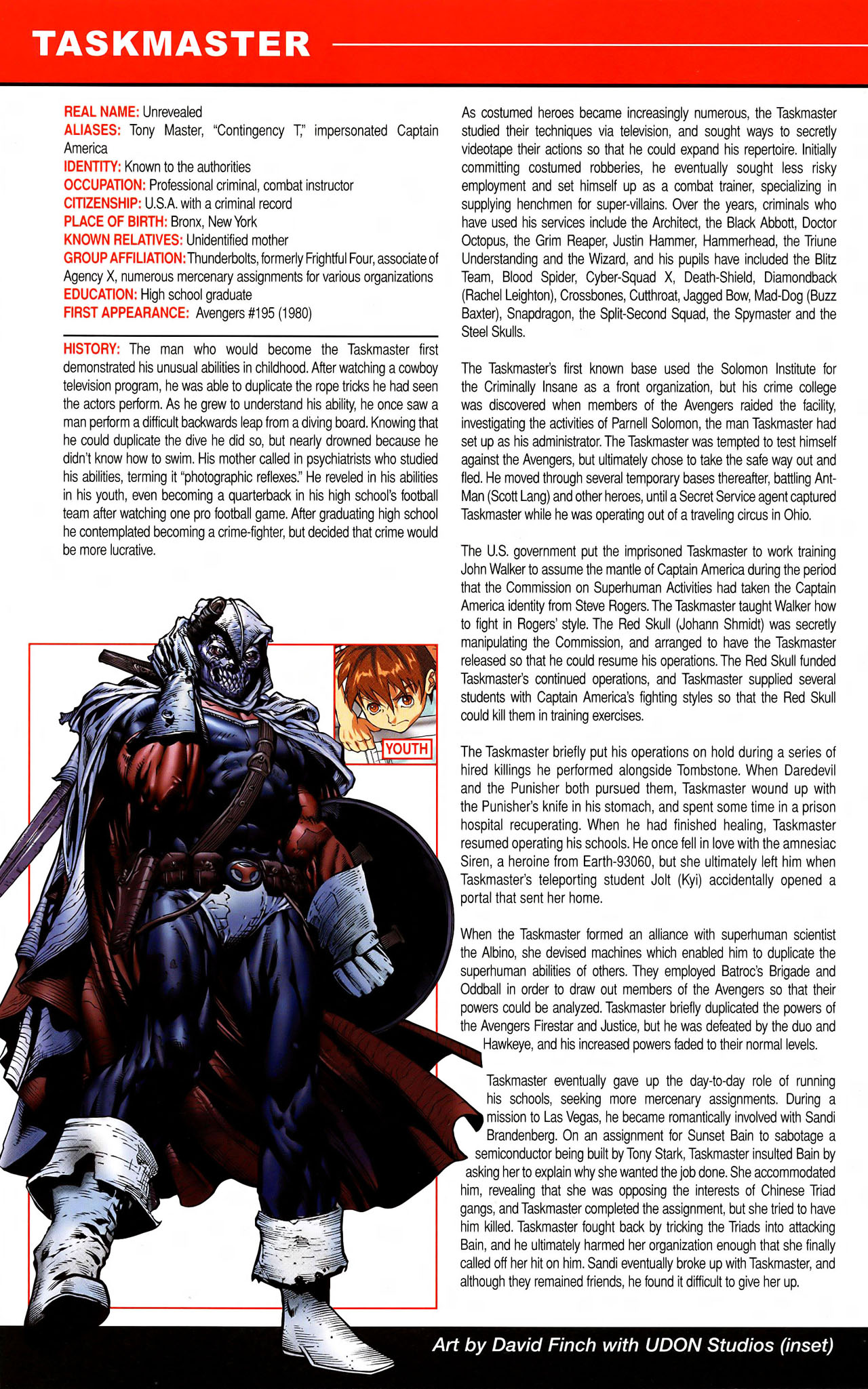 Read online All-New Official Handbook of the Marvel Universe A to Z comic -  Issue #11 - 24