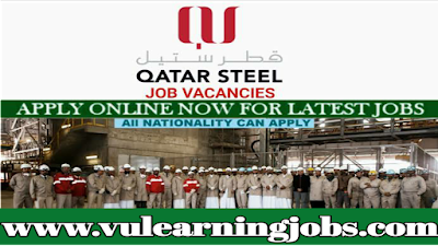 Qatar Steel Mills Jobs | Qatar Steel Company | Middle East