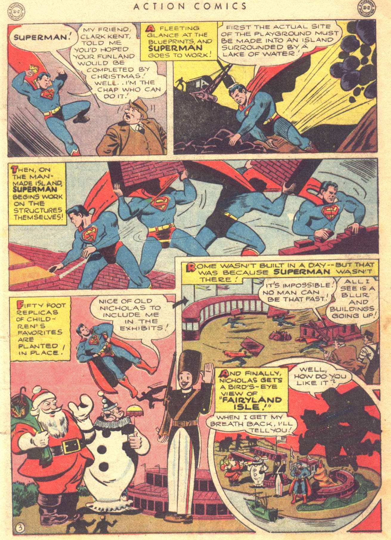 Read online Action Comics (1938) comic -  Issue #81 - 5