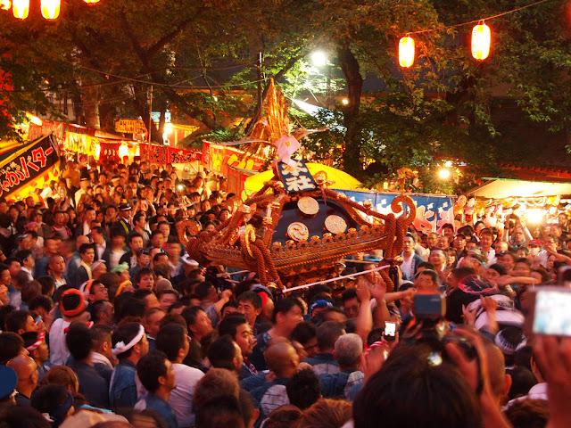 Hanazono-jinja Reitaisai at Hanazono-jinja Shrine and others, Shinjuku-ku, Tokyo