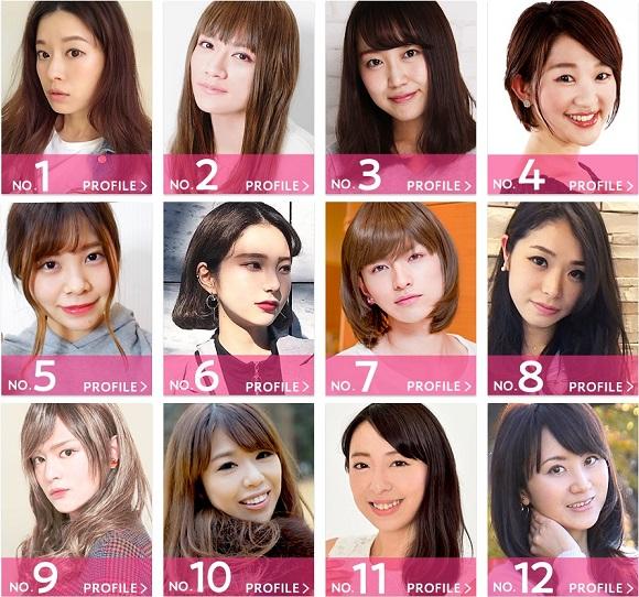 Identifique o homem entre essas 12 mulheres