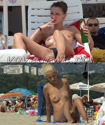 NudeBeach ch13014-13020 (Nude And Topless Beach - Spy Cam)