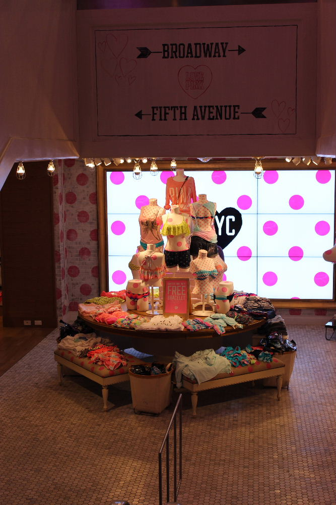 Victoria's secret boutique New York