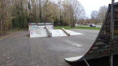 skatepark étampes