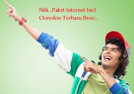 Nih...!!! Paket Super Internet Im3 Ooredoo Terbaru | Tips