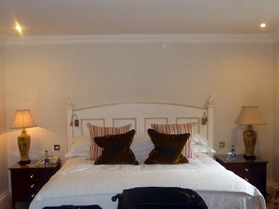 Our Dromoland Castle Queen Anne Room – Ireland