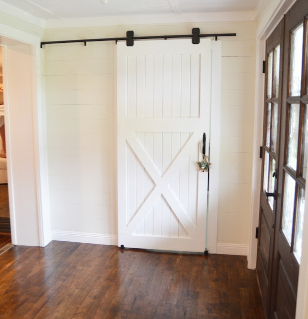 DIY barn door tutorials