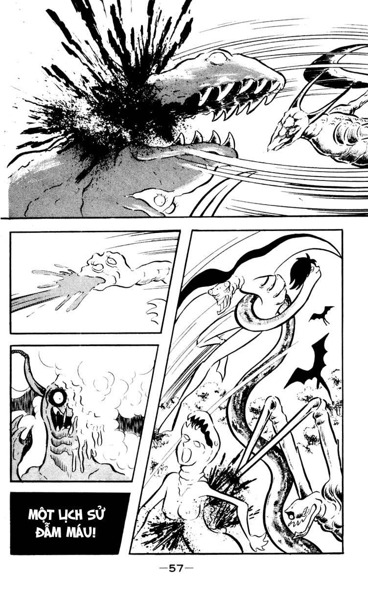 DevilMan chapter 2.1 trang 21