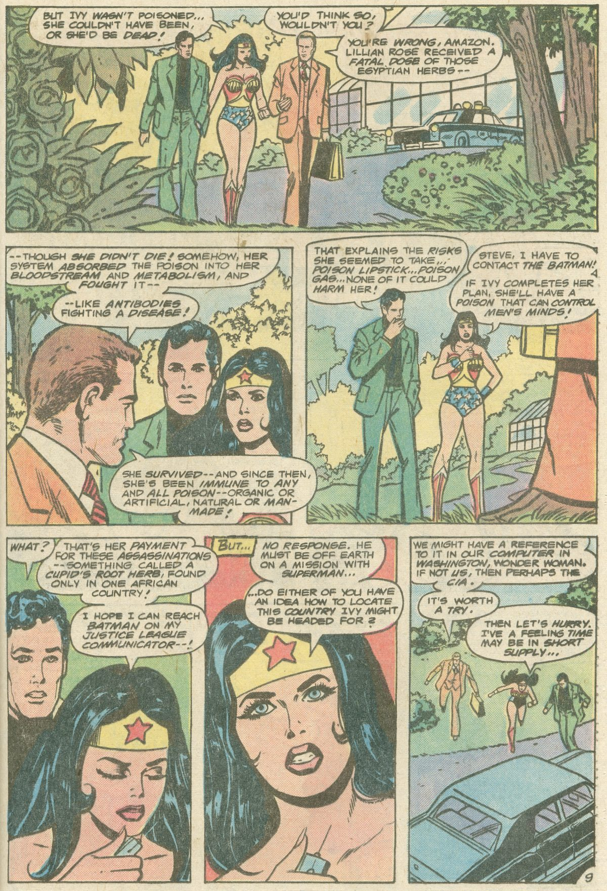 Read online World's Finest Comics comic -  Issue #252 - 74