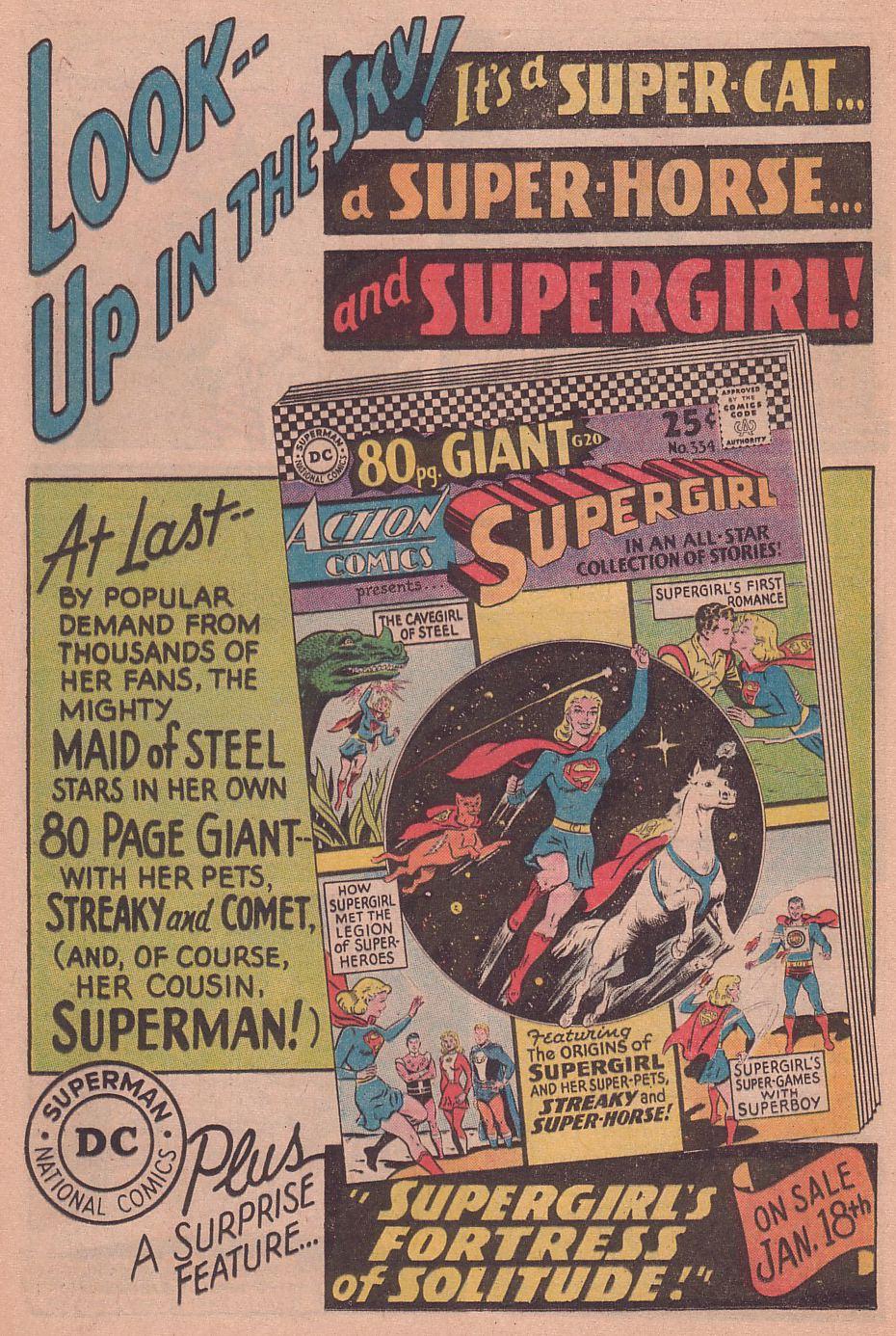 Read online World's Finest Comics comic -  Issue #156 - 12