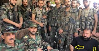 Pemimpin Milisi Syiah Iran Muncul dalam Video di Daraa