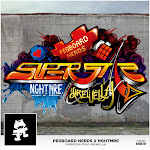 Pegboard Nerds & NGHTMRE - Superstar (feat. Krewella) - Single Cover