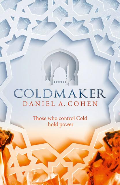 coldmaker, daniel-a-cohen, book