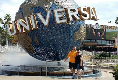 Símbolo da Universal Studios