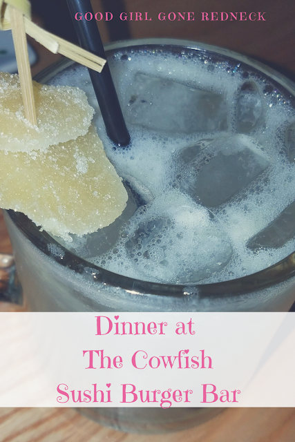 dinner, sponsored, Cowfish, Raleigh, NC, restaurant review, night out, family-friendly