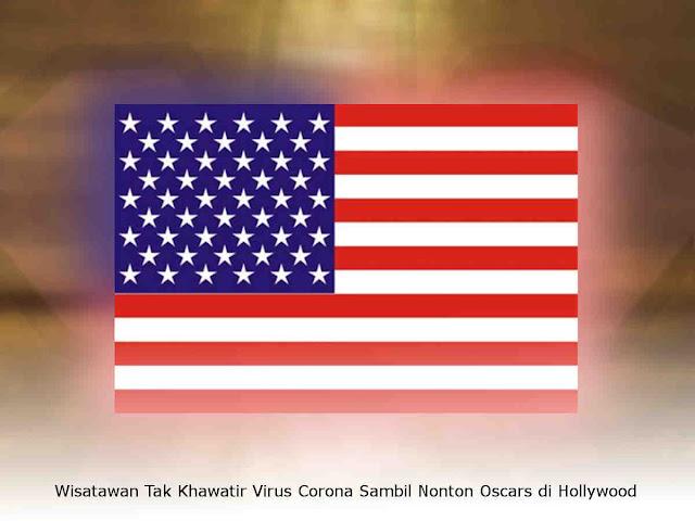 Wisatawan Tak Khawatir Virus Corona Sambil Nonton Oscars di Hollywood