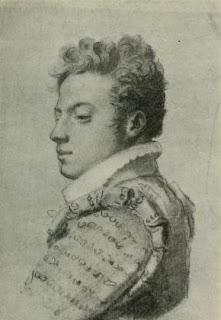 Constant Desbordes (1761-1828) - Prosper Lanchantin, dit Valmore - Vers 1820 - [Musée de la Chartreuse, Douai].