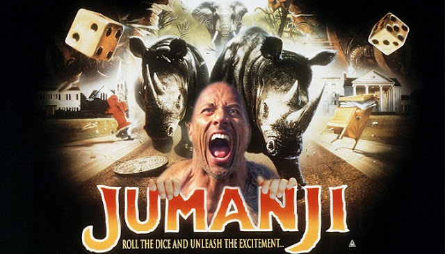 Jumanji 2017 Movie Download 2017 Full HD DVDRip