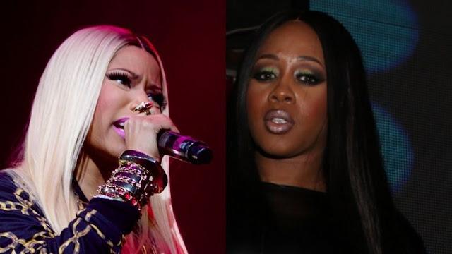 Nicki Minaj Delivers Trio Of Remy Ma Disses During NBA Awards Performance