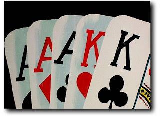 Full House Urutan Kombinasi Kartu Kemenangan Dalam Permainan Poker