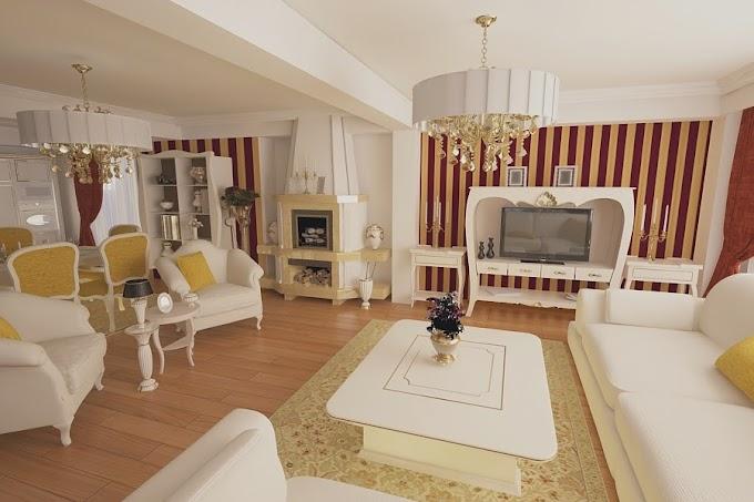 Amenajari interioare case vile stil clasic - Design interior living modern Constanta