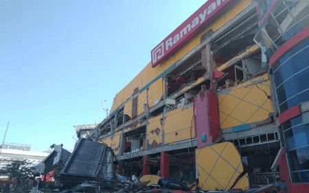 Puisi Bencana Alam Palu Dirundung Pilu Oleh Putu Prastiyawan